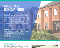Meeting / Training Room Hire