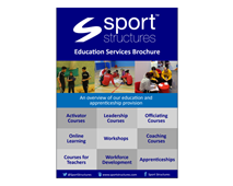 Education and Training Brochure