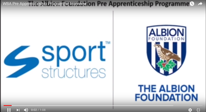 Level 2 Certificate in Coaching at the Albion Foundation