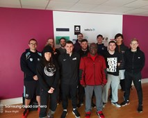 Basketball Level 3 Course Success