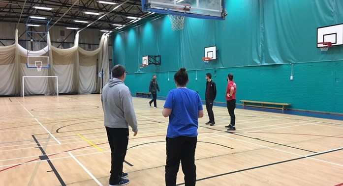 Level 3 Certificate in Coaching Basketball in Cardiff