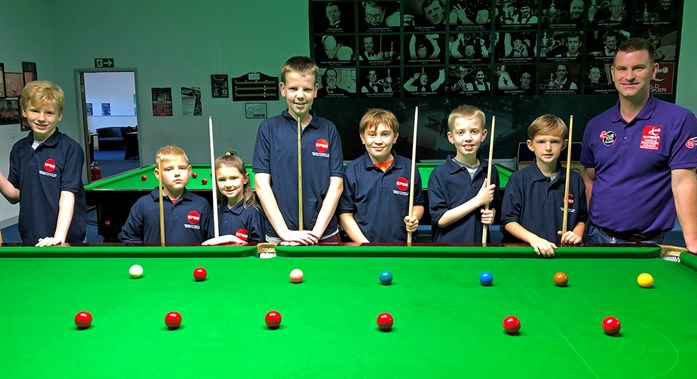 Summer Success for Snooker Holiday Clubs in England