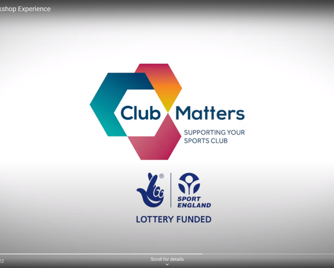 The Club Matters Workshop Experience