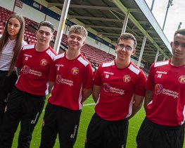 Walsall FC Apprentices April 2020